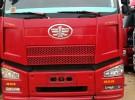 一汽解放解放J6P牵引车首付8万可提车3年8万公里18.6万