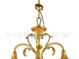 别墅专用灯,铜灯,全铜灯,西班牙云石灯,