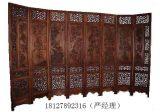品质过硬 价格优惠的红木隔断屏风 镂空木雕隔断厂家是广州哪个