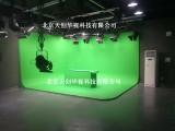 校园电视台搭建 校园虚拟演播室建设 校园高清演播室搭建