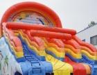 大型充气城堡水上乐园支架水池充气滑梯百万海洋球沙滩池水上浮具