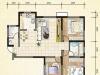 咸阳房产3室2厅-71万元