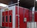 山东-济宁厂家直销汽车烤漆房配套环保设备-质保三年
