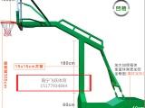 广西南宁飞跃体育 南宁篮球架 标准篮球架认证厂家