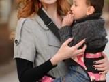 纯棉花色辣妈时尚单肩多功能婴儿腰凳 背带 四季通用母婴用品