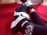 2014新款坡跟潮 女鞋运动鞋篮球真皮休闲鞋厚底情侣鞋松糕女单鞋