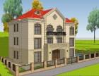 重庆铜梁自建房 别墅 乡镇房屋 住宅 庭院景观设计及施工