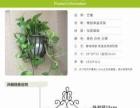 欧式铁艺壁挂花盆架便宜转