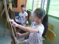 北京西城美术绘画班,少儿美术班