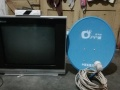 电视带小锅处理了