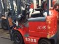 二手电动叉车1.5吨 2吨3吨 二手电瓶柴油叉车转让