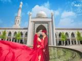 回族婚紗攝影拍攝