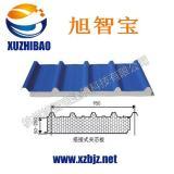 彩钢夹芯板屋面施工方案
