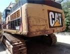 大型挖掘机卡特349D矿山大型土石方专用机器