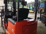 供应二手电动1吨 --3吨杭州 合力 TCM二手电瓶叉车