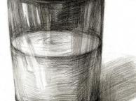 刘家窑方庄画室暑期绘画一一建筑素描零基础班