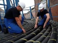 海珠区回收铜包钢绞线钢芯铝绞线