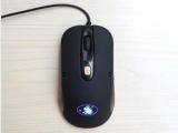 狂速鼠标Q1 十二生肖 发光鼠标 镭雕鼠