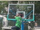 低价篮球架专卖 香洲篮球架厂家 固定式篮球架安装