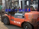 二手叉车供应7吨合力电动 叉车
