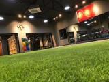 健身房私教区人工草坪仿真草皮幼儿园草地装饰