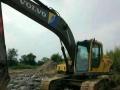 转让 挖掘机沃尔沃个人车性能好手续全
