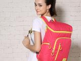 奥利奥休闲时尚潮流14寸电脑背包双肩背包男女学院风背包旅行背包