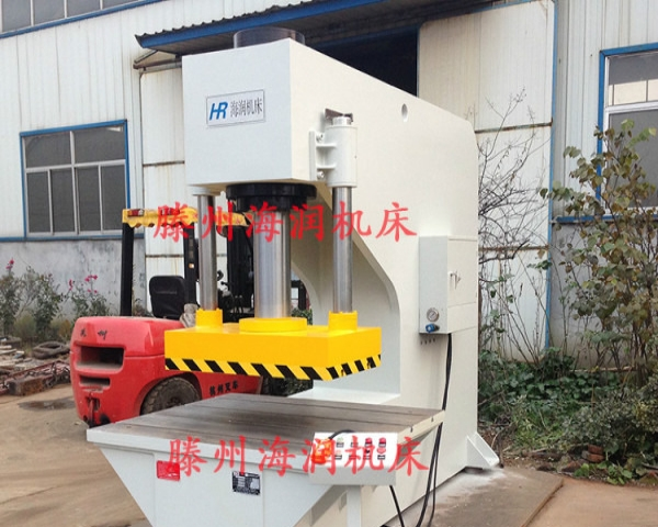 供应单柱200吨液压机