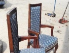 出售质量上乘的餐椅