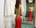 襄阳卢娜造型全新款婚纱礼服秀禾服给你梦幻般的婚礼