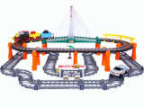 立昕 托马斯轨道系列 小小铁道工 儿童轨道火车玩具 电动轨道玩具
