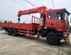 威海东风12吨五节臂随车吊价格 在哪里卖