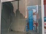 东丽区订做玻璃门电话-电动玻璃门安装设计