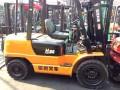 杭州二手叉车 杭叉3.5吨自动档二手叉车