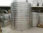 临沂圆柱形保温水箱价格/临沂楚汉不锈钢保温水箱图纸设计公司