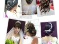 敏敏造型·韩式新娘妆