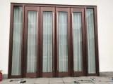 石家庄安装隔音窗户自动门地簧门玻璃隔断肯德基门不锈钢加工
