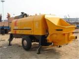 厦门湖里混凝土输送泵地泵车载泵出租租赁