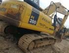 出售小松200-7挖掘机现场可试车全国配送手续齐全
