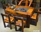 古船木茶桌椅组合茶几船木茶台阳台功夫泡茶桌椅茶艺桌批发