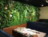 聊城仿真植物墙厂家 景界园艺