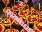 庆祝成都锦里【菠萝饭】加盟商每天销售超过1000个