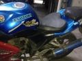 隆鑫150摩托车