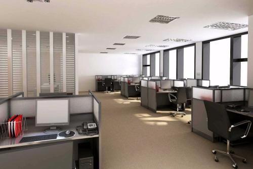 海口办公室写字楼装修多少钱一平方?海南办公楼装修需要注意什么