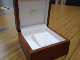 华企包装2018新款直销高端木质钟表盒