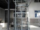 导轨式升降货梯固定式升降平台厂房升降货梯货物运输机厂家直销