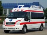 赤峰市内120转院接送 病人坐高铁