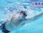云图游泳培训私教一对一 一对二 成人游泳精品班