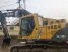 沃尔沃 EC210B 挖掘机          (个人沃尔沃土方
