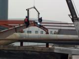 宁波北仑 钢结构 搭棚 夹芯板房